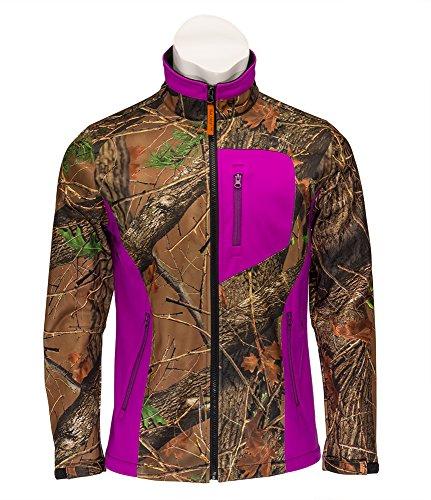 Trail-Crest-Womens-Camo-Neon-Colors-Custom-Soft-Shell-Waterproof-Jacket