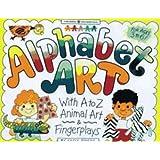 Alphabet Art With A To Z
