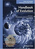 Handbook of Evolution 3vset, , 3527306226
