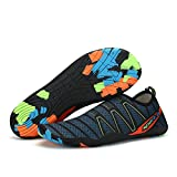 OctiveMe Barefoot Water Shoes,Quick-Dry Aqua Sport Shoes for Surf,Swim,Travel,Exercises