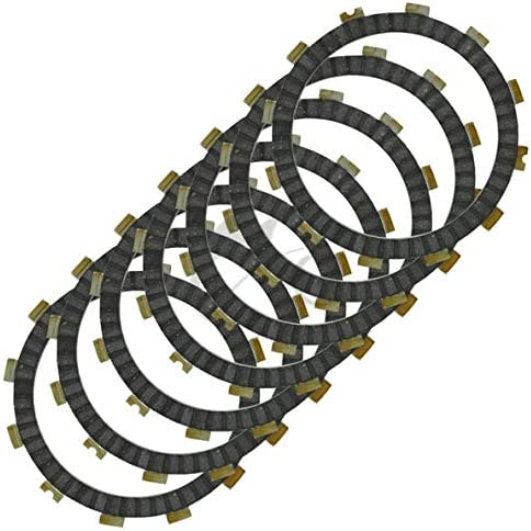 CLUTCH FRICTION PLATES Fits HONDA TRX700XX 2008 2009
