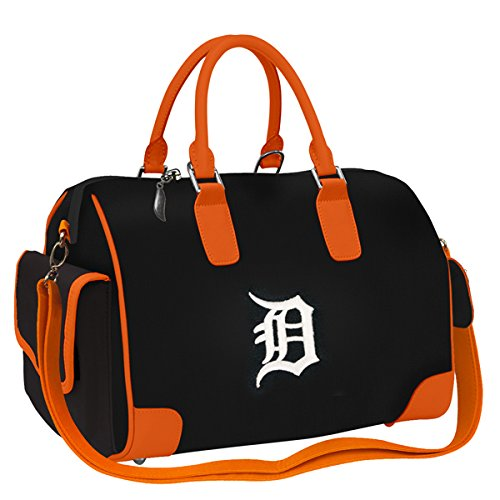 (MLB Detroit Tigers Deluxe Handbag - by Little Earth)