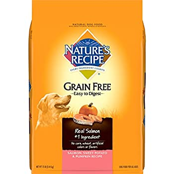 Compare Ingredients Nature S Recipe Adult Chicken Puppy Grain Free