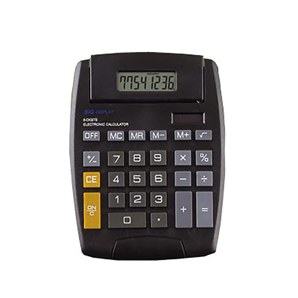 Easy-to-Read Big Display//Big Numbers Desk Top Low Vision Calculator