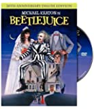 Beetlejuice (20th Anniversary Deluxe Edition) by Warner Home Video