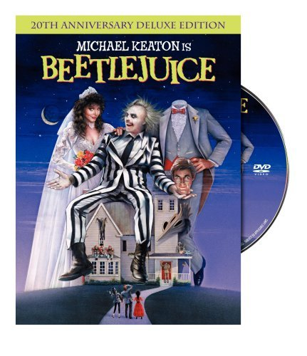 Costume Shops Nyc (Beetlejuice (20th Anniversary Deluxe Edition) by Warner Home)