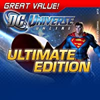 DC Universe Online The Ultimate Edition Bundle ($50 Value) [Download]
