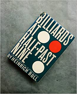 Book Billiards At Half-Past Nine