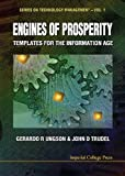 img - for Engines of Prosperity: Templates for the Information Age (Series on Technology Management) book / textbook / text book