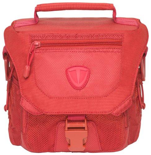 Tenba Small Shoulder Bag for Camera - Red (Tenba Rain Cover)