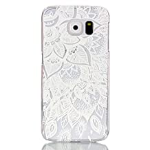 iPhone 5/5s Henna Design Hard Back Phone Case / Cover for Apple iPhone 5s 5 SE / Screen Protector & Cloth / iCHOOSE / Tribal Petal