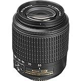 Nikon 2156B AF-S DX Zoom-NIKKOR 55-200mm f/4-5.6G ED Lens with Auto Focus for Nikon DSLR Cameras (Certified Refurbished)