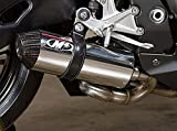 M4 Honda CBR1000RR 08-16 Street Slayer Slip On Exhaust Polished