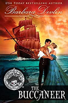The Buccaneer (Pirates of the Coast Book 3) by [Devlin, Barbara]