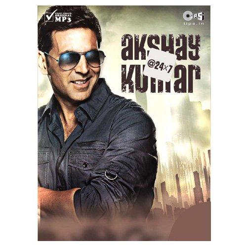 Akshay Kumar@24×7 MP3 CD