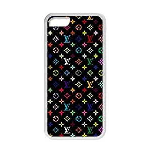 RHGGB LV Louis Vuitton design fashion cell phone case for iPhone 5C