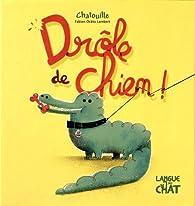 Drôle de chien - Chatouille par Fabien Öckto Lambert
