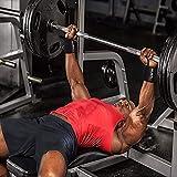 Hustle Athletics Wrist Wraps Weightlifting - Best