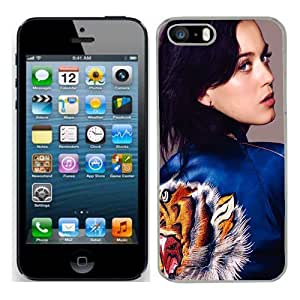 Katy Katie Perry Case Fits Iphone 5s Cover Hard Protective Skin 7 for Apple I Phone 5 S Mobile