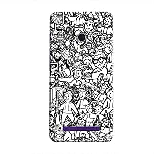 Cover It Up - Cartoon Life Zenfone 6 Hard case