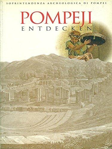 Pompei. Alla scoperta di Pompei. Ediz. tedesca