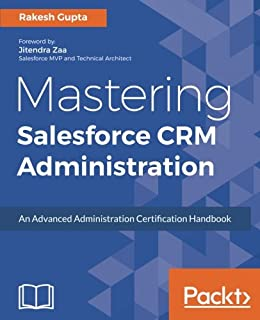 Amazon com: Salesforce CRM - The Definitive Admin Handbook - Third