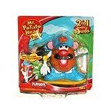 : Mr Potato Head Pals 2-in-1 Sport Spuds Soccer Player/Skateboarder