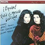 Espana! / Katia & Marielle Labeque / Albeniz Lecuona Falla (Philips)