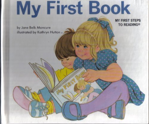 (MY FIRST BOOK, (ABC MY FIRST STEPS TO READING))