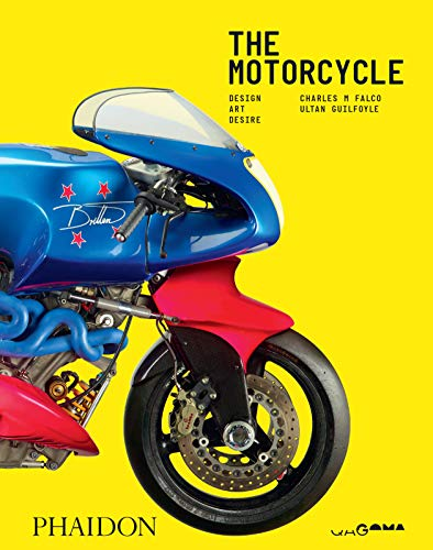 Book Cover: The Motorcycle: Design, Art, Desire