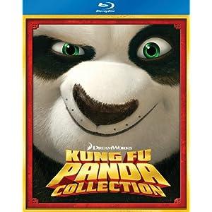 Kung Fu Panda Two-Disc Blu-ray Boxed Set (Kung Fu Panda / Kung Fu Panda 2 / Secrets of the Masters) (2011)