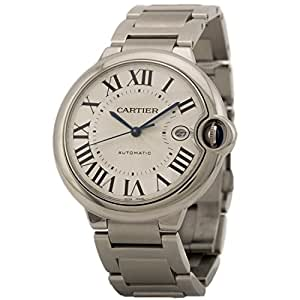 Cartier Ballon Bleu swiss-automatic mens Watch W69012Z4 (Certified Pre-owned)