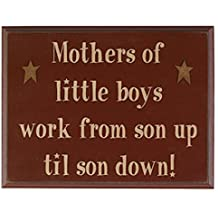The Country House Collection Mothers Wood Sign By Images