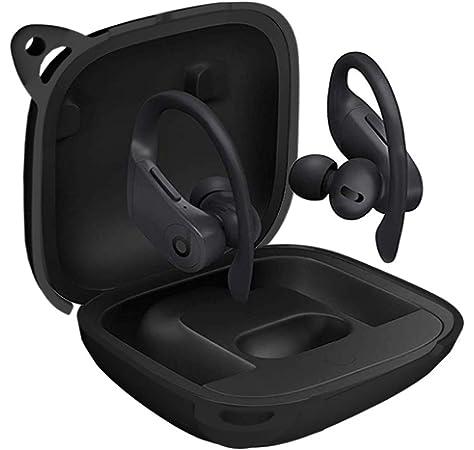 Powerbeats Pro - Auriculares intraurales inalámbricos - Chip Apple H1, Bluetooth de Clase 1, 9 horas de sonido ininterrumpido, resistentes al sudor - Azul Marino: Beats: Amazon.es