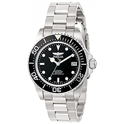 """Invicta Men's 8926OB """"Pro Diver Collection"""" Stainless Steel Coin-Edge Automatic Watch from Invicta"""