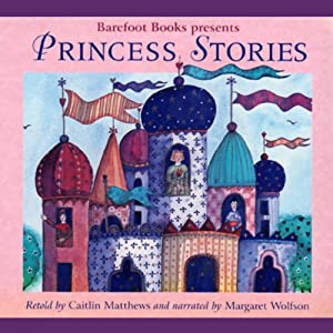 Princess Stories Audiobook