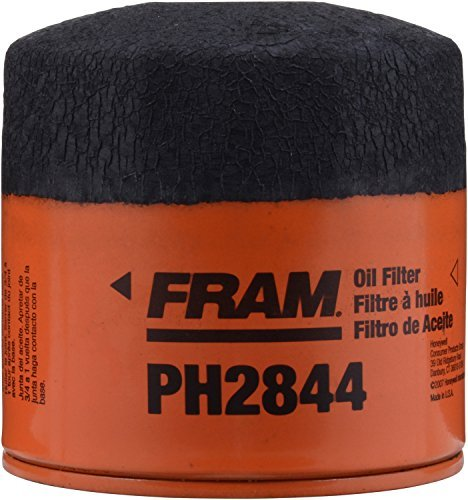 FRAM PH2844 Extra Guard Passenger Car Spin-On Oil Filter