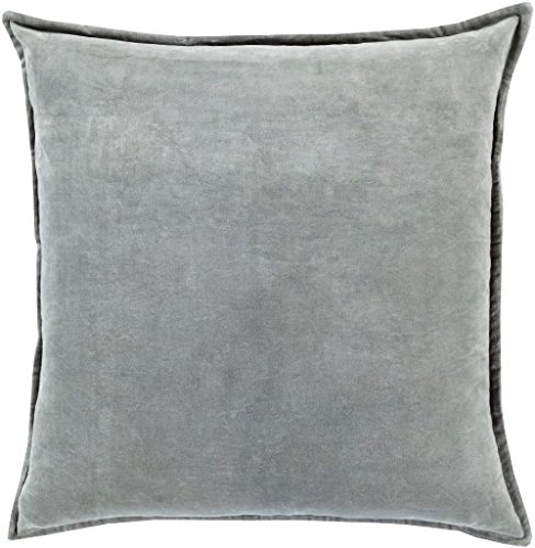 Surya 18 Square (Surya Solid/Striped Square pillow 18