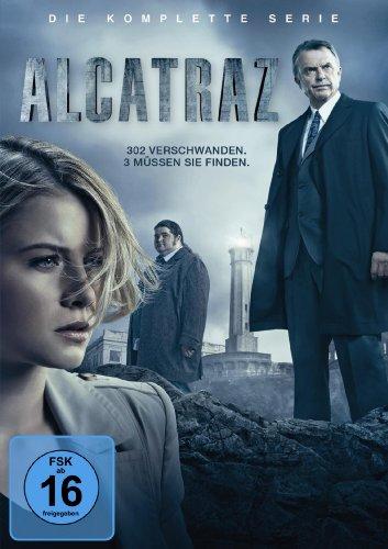 Alcatraz - Die komplette Serie [3 DVDs]