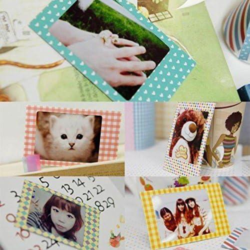 amazing-trading colori pastello 20/pezzi Decorazioni adesive per foto Polaroid TM