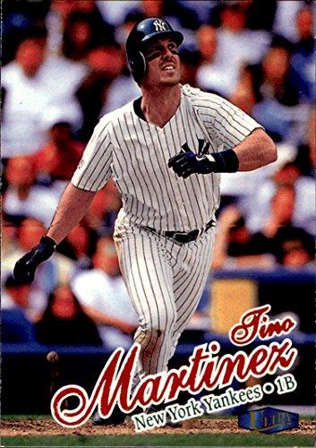 - 1998 Ultra #139 Tino Martinez NEW YORK YANKEES