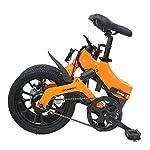 Biciclette-Elettriche-PIEGHEVOLE-16-Pollici-da-250W-25kmh-per-Donna-Uomo-Mountain-bikeBici-da-MontagnaCittaStrada-Batteria-al-Litio-da-36-V-Schermo-LCD-Freni-a-Disco-3-Modalita-STOCK-UE