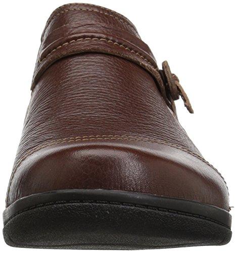 Clars para Loafer Cheyn Tan Mujer Madi Tumbled bronceado Leather xfzHAqxwZF