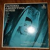 Imperio Argentina - Sings (Montilla Fm 102 // Vinyl)