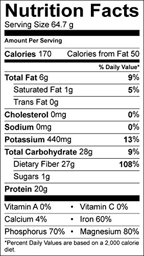 Pegan® Protein Bar (Ginger Snap Cookie) 12 Bars (20g Organic Pumpkin Seed Protein) (Vegan/Paleo)