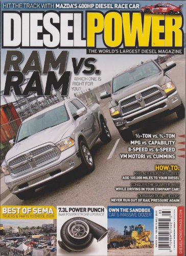 Diesel Power Magazine March 2014
