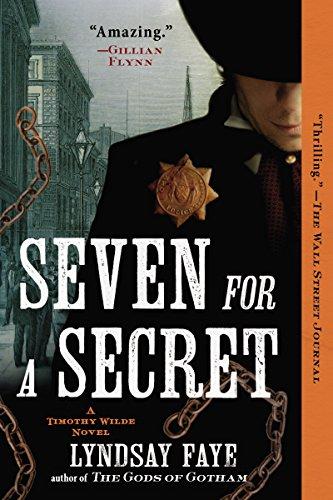 Paragon Shelf - Seven for a Secret (A Timothy Wilde Novel Book 2)
