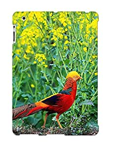 New Snap-on Exultantor Skin Case Cover Compatible With Ipad 2/3/4- Animal Golden Pheasant