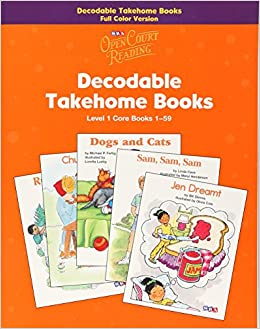 photo relating to Free Printable Decodable Books for Kindergarten identified as Open up Courtroom Decodable Textbooks Get Property: WrightGroup/McGraw