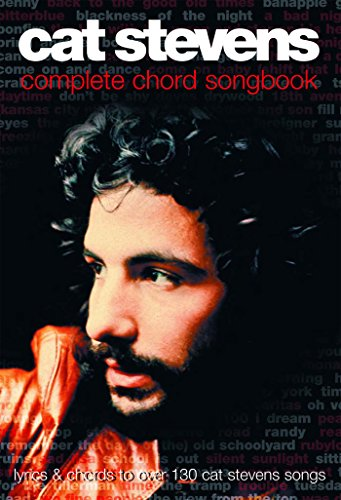 Cat Stevens Complete Chord Songbook Kindle Edition By Wise